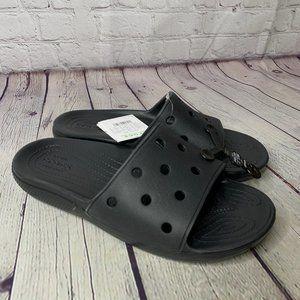 Crocs Classic Women's Slippers - Black